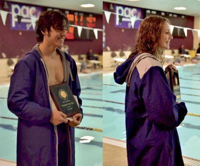 All-MVAC Swimmers of the Year