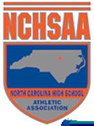 NCHSAA logo