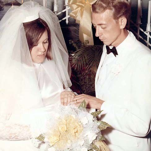 50 YEARS AGO... JERRY AND CAROL WALSH