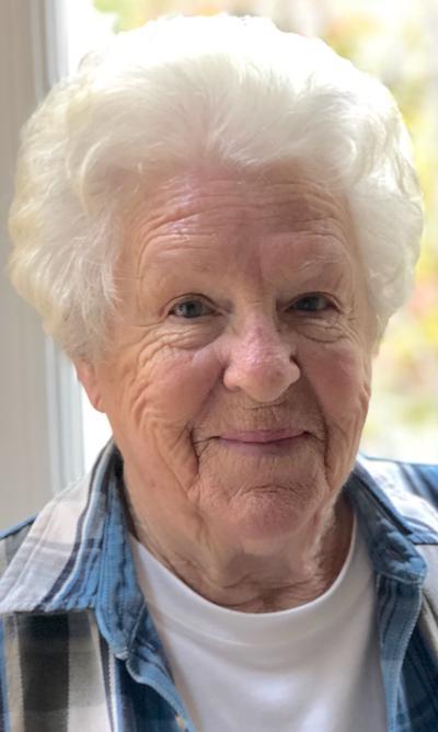 Mary Lou Hayes