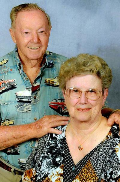 MR. AND MRS. HENRY J. HALL