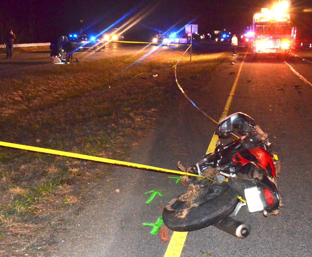 Motorcycle operator dies in chase | News | journalpatriot com