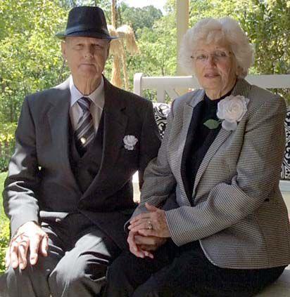 Mr. and Mrs. Gilbert Curtis