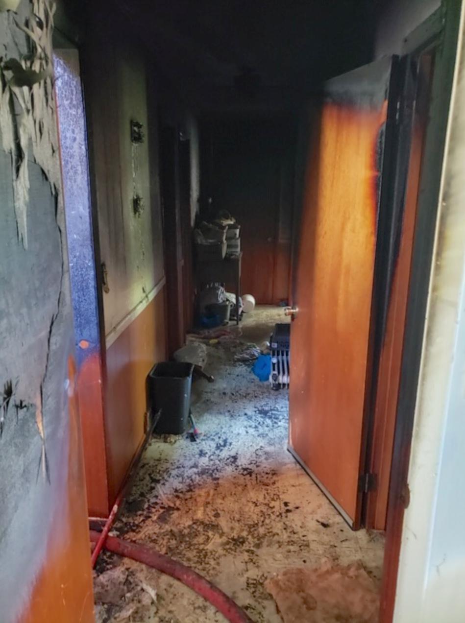 Wilkesboro house fire