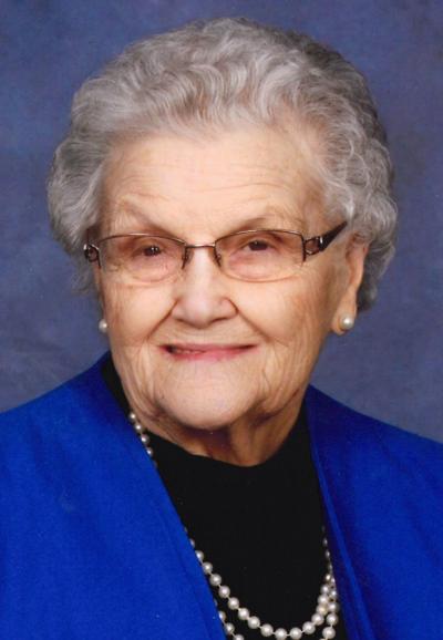 Dorothy Mae Dove Carty