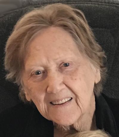 Bertha June Bumgarner Dockery