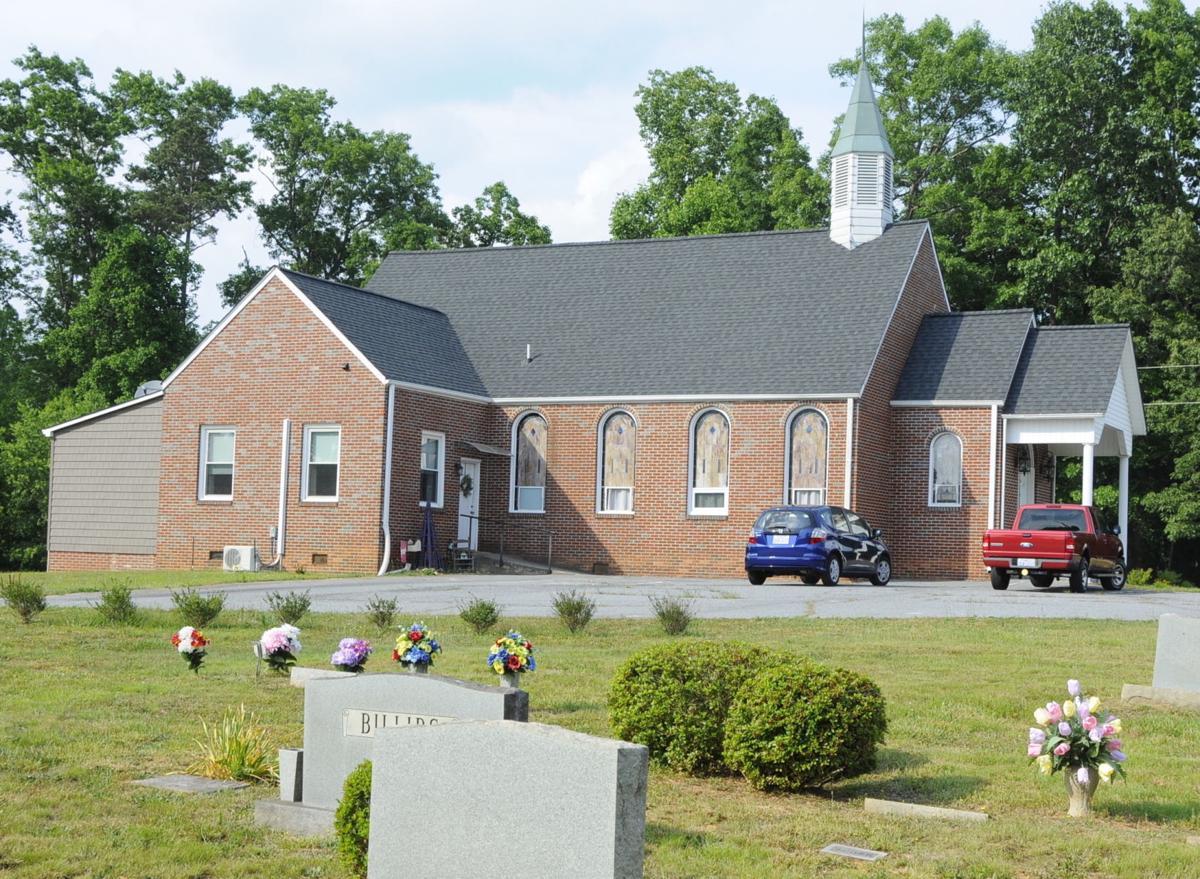 Former Piney Grove United Methodist Church