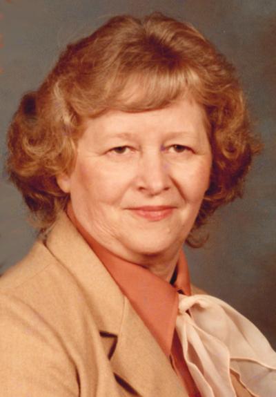 Annie Ruth Lovette Goforth