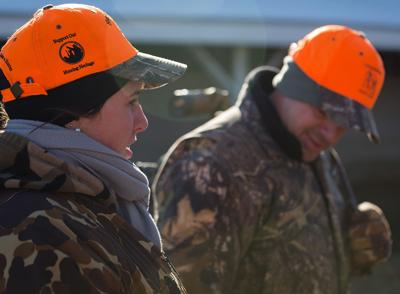 Youth hunting day