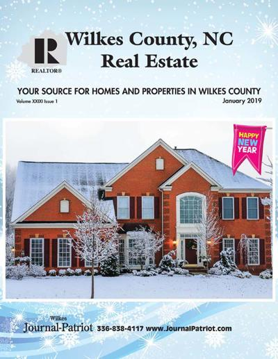 January 2019 Wilkes County, N.C. Real Estate Book
