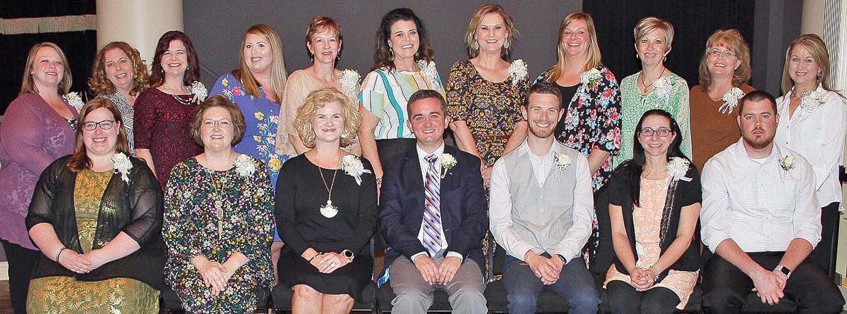Teacher finalists
