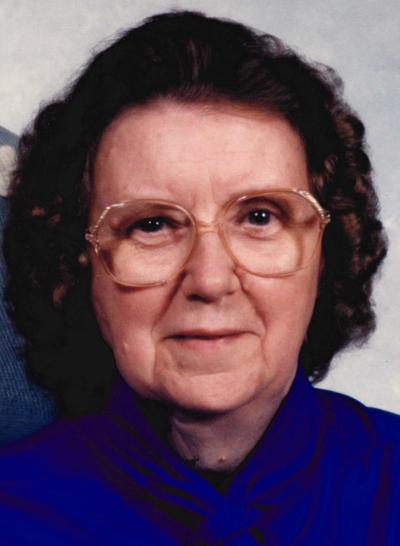 Ruth Annie Felts
