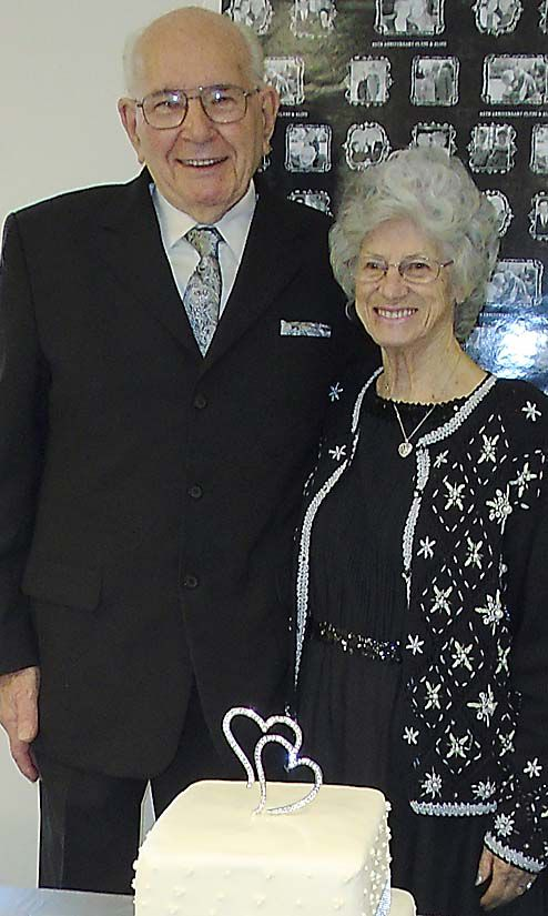 MR. AND MRS. CLYDE WILLARD SMITH JR.