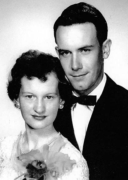 60 years ago..... DEAN AND BETTY FRANCIS