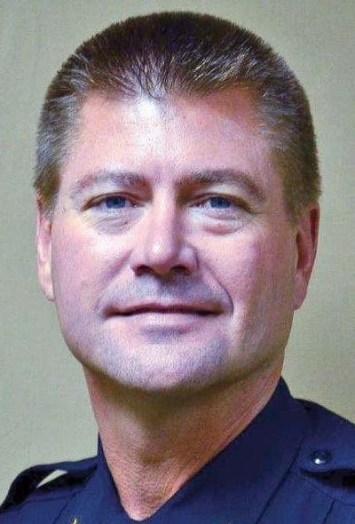 Wilkesboro Police Craig Garris