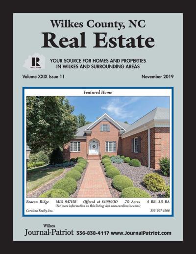 November 2019 Real Estate Book Cover