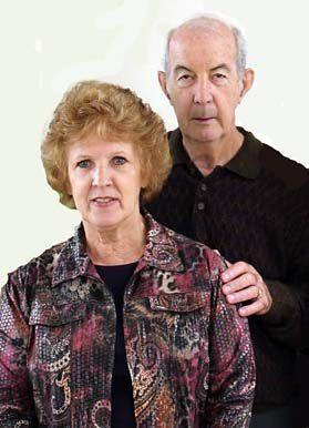 MR. AND MRS. LARRY ELDRETH