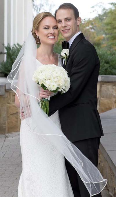 MR. AND MRS. DAVID ROBERT BRINTON