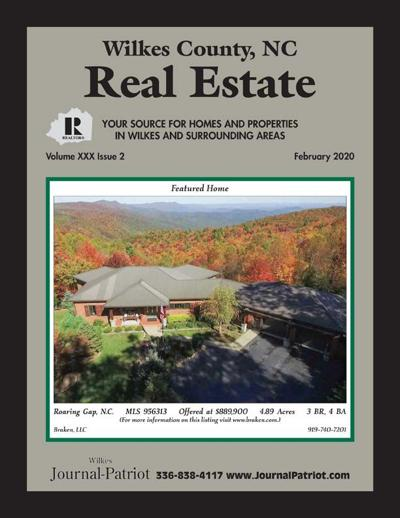 Real Estate Book Cover February 2020