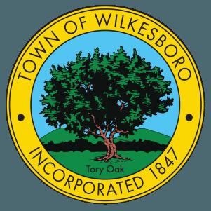 Town of Wilkesboro seal