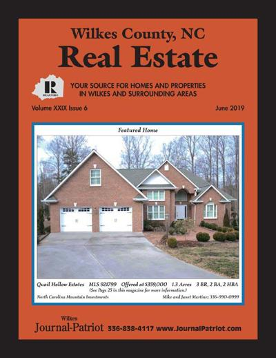 Real Estate Book Cover June 2019 NC Mountain.indd