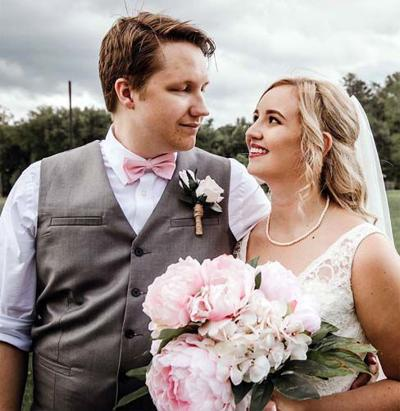 MR. AND MRS. JACOB TANNER HARRS