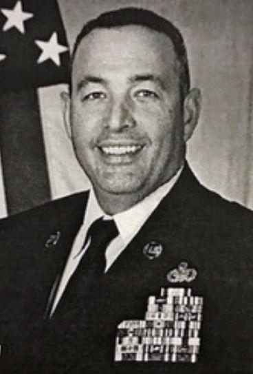 Chief Master Sgt. Craig D. Bare
