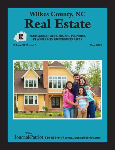 Real Estate Book Cover May 2019