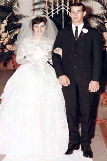 50 years ago.... LARRY AND LILLIAN ELDRETH