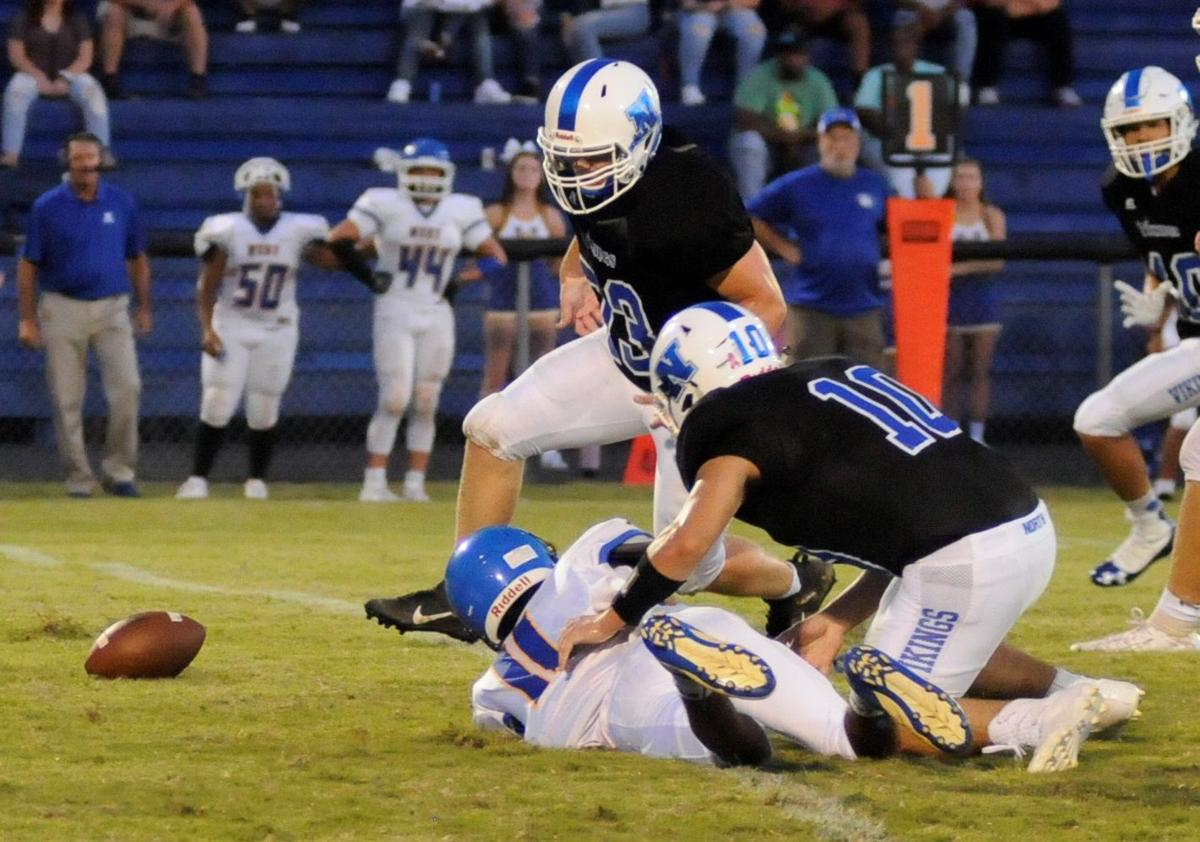 North Wilkes trounces Warriors, move to 2-0 | Sports