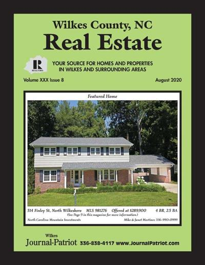August 2020 Real Estate Book Cover