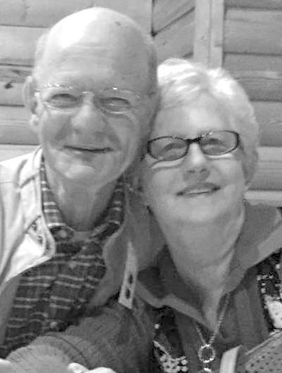 MR. AND MRS. HAROLD MORRISON