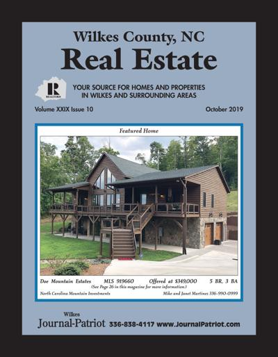 October 2019 Real Estate Book Cover