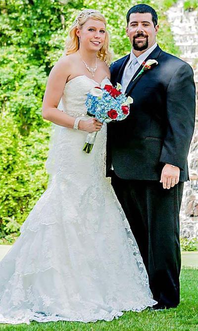 MR. AND MRS. FRANK LEE BARGER