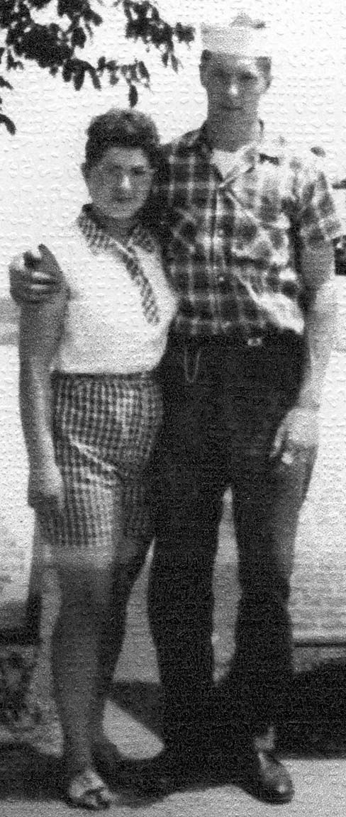 60 years ago... Johnny and Jane Billings