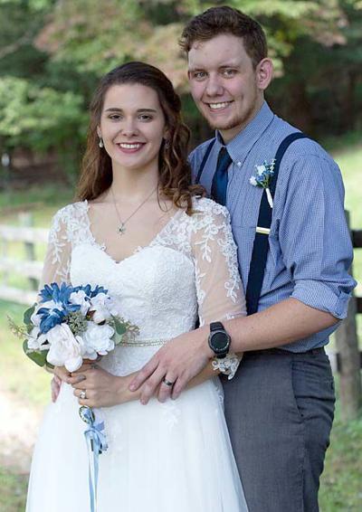 Mr. and Mrs. Coleman Wesley Badgett