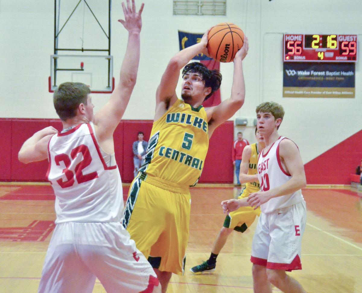 County clash at the basket
