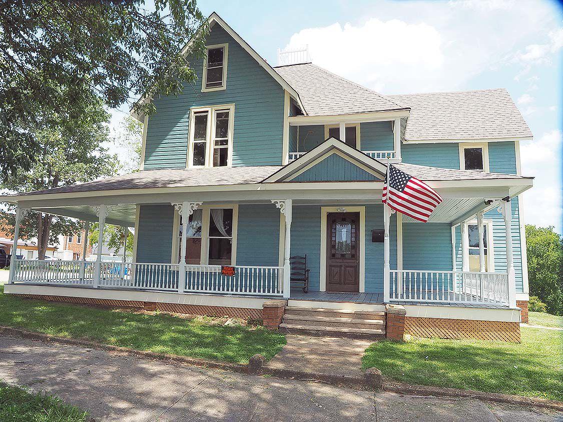 Winkler-Perkins house restoration