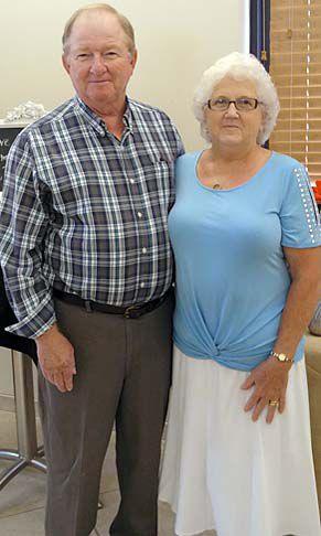 MR. AND MRS. PAUL MICHAEL WELLS