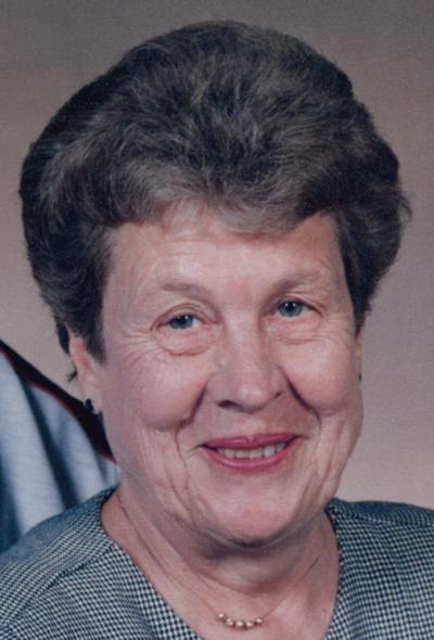Betty Jane Wood Watts
