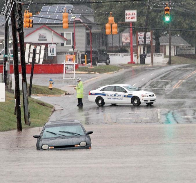 Street Flooding Journalpatriot News