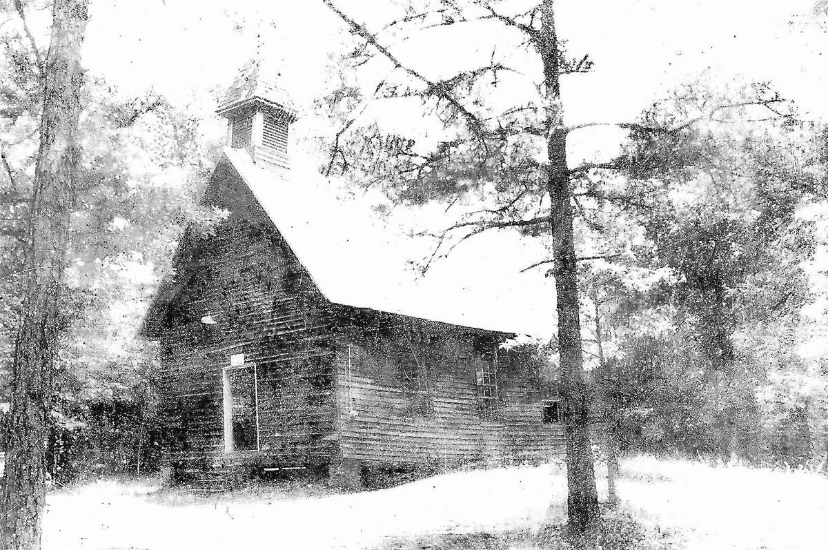 Old Eshcol Church 001