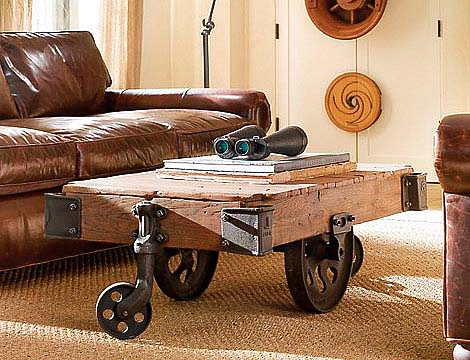 High Quality Furniture Factory Cart