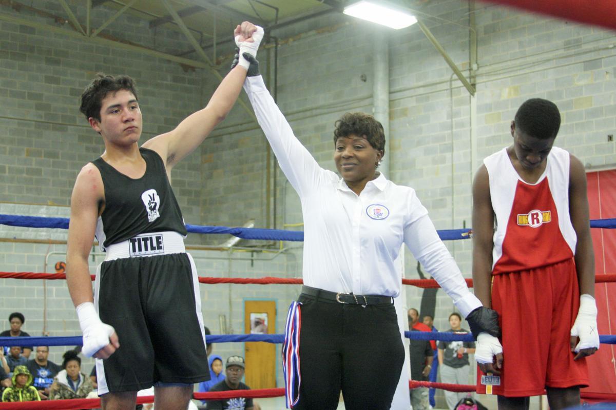 Winner by TKO