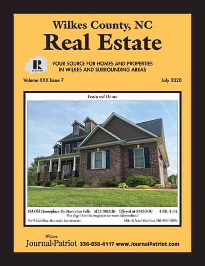 Real Estate Book Cover July 2020