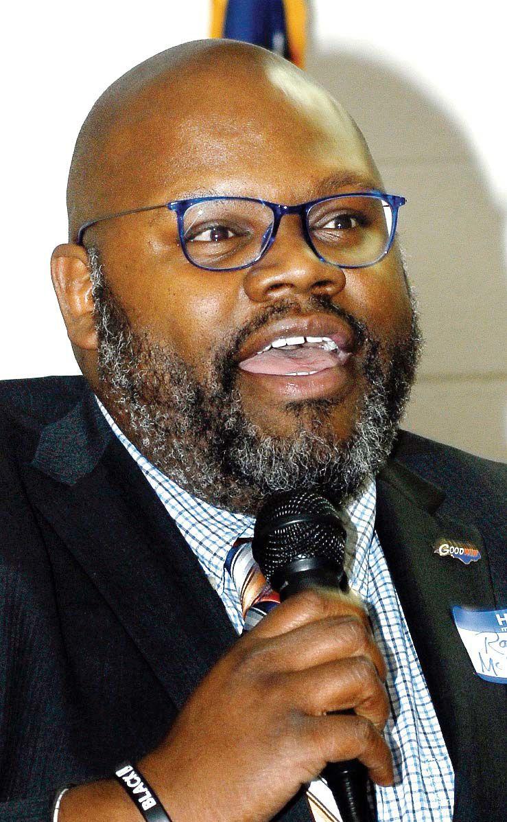 Rev. Ray McKinnon