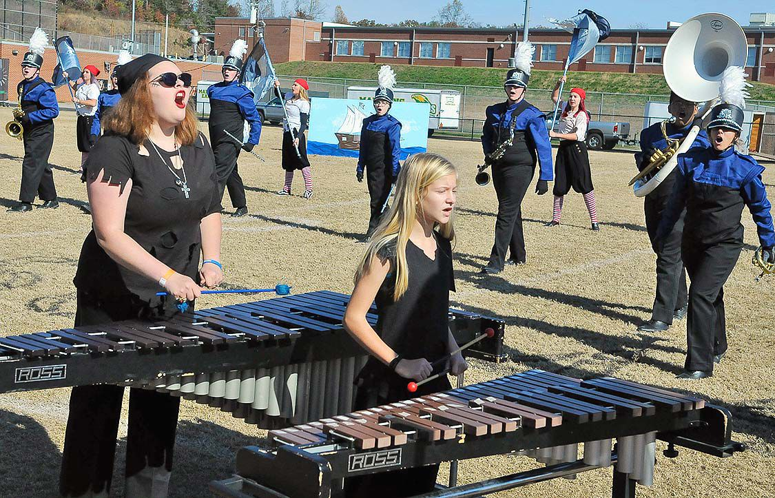 North Wilkes band
