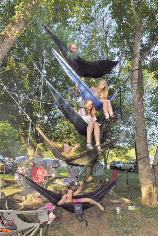Camping A Big Part Of Merlefest Journalpatriot News