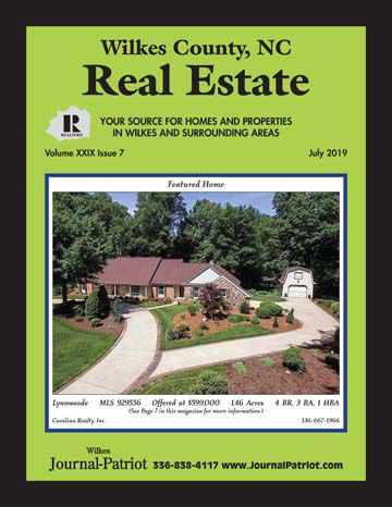 Real Estate Book Cover July 2019