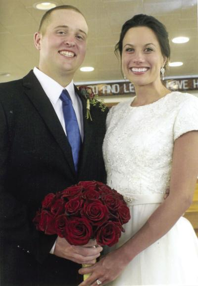 MR. AND MRS. ISAAC PAUL MOORE